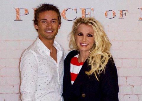 TILHENGAR: Steffen Fonn (28) har alltid likt Britney Spears og har no verdas størte tilhengarside for popstjerna.