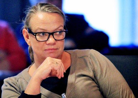 Et møte til: 23. september blir den siste dagen som kulturpolitiker for Camilla Sørensen Eidsvold i denne omgang. Hun vil ikke være et vanlig medlem av utvalget.Arkivfoto: Kent Inge Olsen
