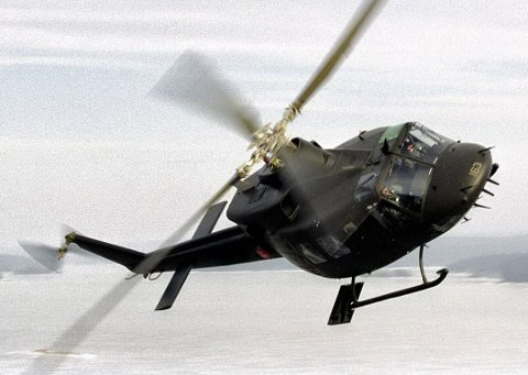 Bell helikopter