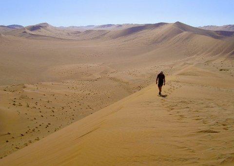 I boken « På livets grense» får vi bli med gjennom glohet ørken og over dype hav, i områder vi mennesker egentlig ikke burde tåle. Hvordan tilpasser vi oss og overlever under slike forhold?