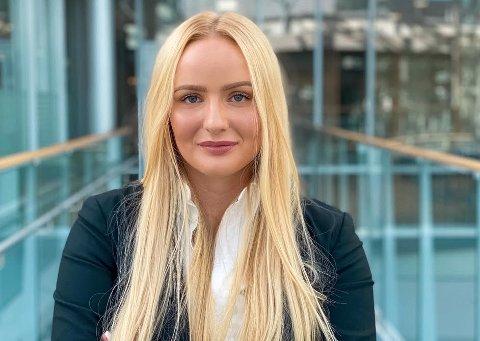 Constance Thuv (20) er valgt inn som «head of politics» i BI-studentenes organisasjon. Der skal hun passe på interessene til tusenvis av studenter.