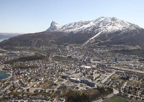 Ny skatt i 2020: Alle eiendommer i nye Narvik kommune vil få ny eiendomsskatt i 2020. Og i 2021 endres denne på nytt.