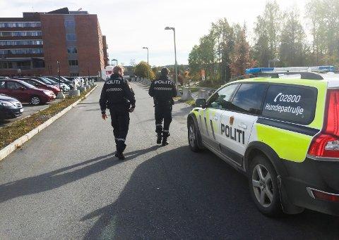 ETTERFORSKES: De to veskenappingene ved Kongsvinger sjukehus er fortsatt under etterforskning.