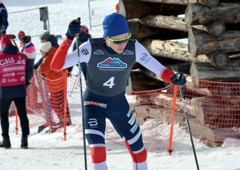 Andreas Ottesen, Gausdal Skilag