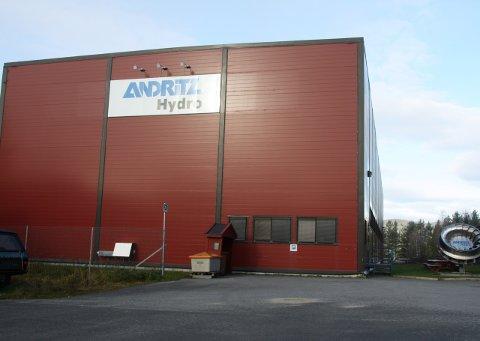 54:   Andritz Hydro A/S holder til på Bergermoen kan bli rammet av streik fra søndag morgen. I så fall blir 54 ansatte tatt ut. Arkivfoto