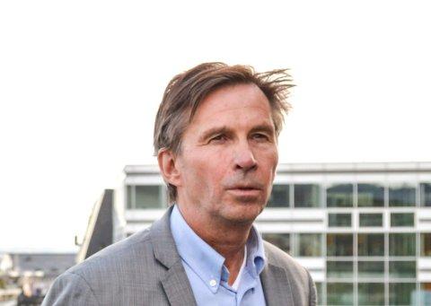 MILLIONTAP: Pål Skjæggestad, konsernsjef i Glitre Energi, bekrefter at selskapet taper sju millioner kroner på kraftspekulanten Einar Aas.