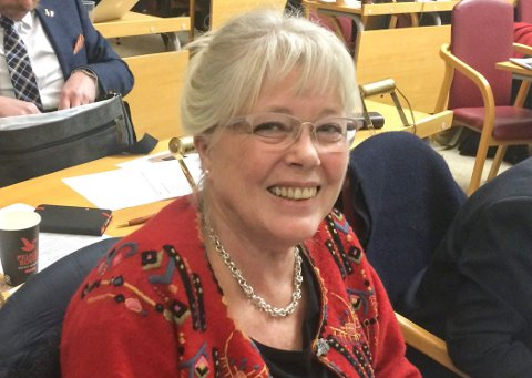 Anne-Kari Holm (Sp), varaordfører