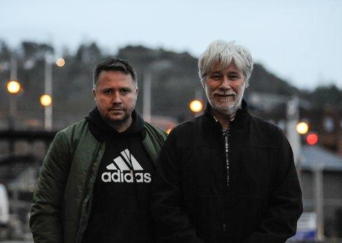 TTIF får 10 millioner til utvidelse av Tistedalshallen. Bra det, men langt fra nok til å sprette champagnen, mener Jan Rune Nilsen i HTH (tv) og Tron Grandahl i TTIF.