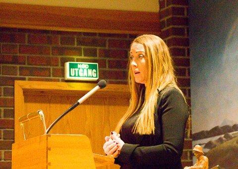 SKEPTISK: Kommunestyre-politiker Marianne Sol Levinsen tviler på at enkelte punkter i byvekstavtalen vil gagne Karmøy.