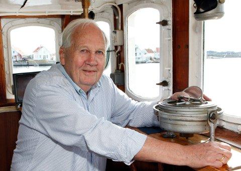 Karmøy 30810 Johannes Solstad fyller 90 år i dag.