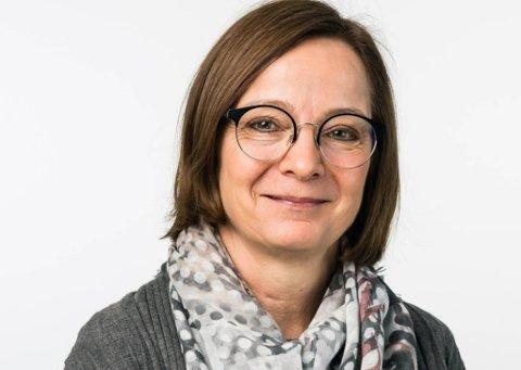 KOMMER MED ET GODT RYKTE: Siri Tau Ursin er nylig blitt ansatt som direktør ved Finnmarkssykehuset, og hun kommer med et godt rykte i følge ansatte i foretaket.