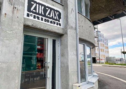 KONKURS: Zik Zak Frisør & Hudpleie AS i Hammerfest er konkurs. Nå håper bobestyrer å få solgt salongen videre til noen som vil drive.