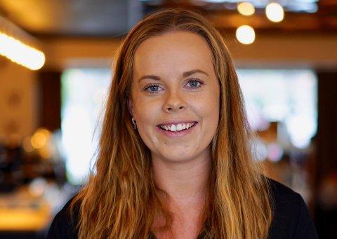 Elisabeth Emanuelsen, hotelldirektør ved Scandic hotell, Vadsø.