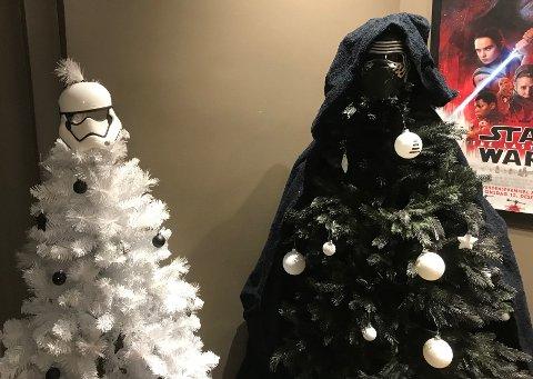 MASKEFEST: Julepynt Star Wars Style.