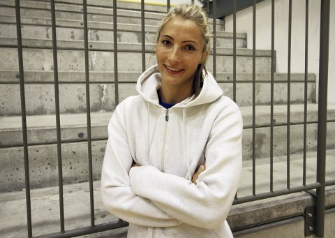 Emily Sando er tilbake på landslaget.