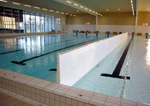 BASSENGET: Dette bildet er fra svømmehallen de Waterlinie i den nederlandske byen Culemborg. Dette er samme type svømmebasseng som Flesberg nå kan få.