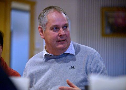 GRUPPELEDER: Ingar Storholt (Ap) fortsetter som gruppeleder i Kongsberg Ap.
