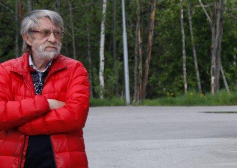 NEDSTEMT: Øyvind Eek-Jensen (Kbl)  ønsket av politikerne ble konsultert før kommunen ansetter kulturminnerådgiver. Men det fikk han klart svar om i utvalget for miljø og utvikling (UMU) mandag kveld.