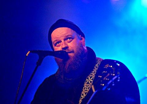 FORNØYD: Audun Haukvik er fornøyd med starten på konsert-konseptet Mølla LIVE.