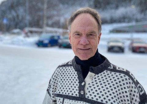 ORDFØRER: Jan Gaute Bjerke er ordfører i Nore og Uvdal.