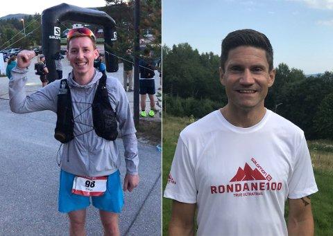 Imponerte i Rondane: Simen Solberg og Samuel Fredriksson kjente hverandre ikke før, men de to sambygdningene møttes i en bekk på fjellet under Rondane 100 miles. Sammen inspirerte de hverandre til å levere knallsterke prestasjoner i ekstremløpet.