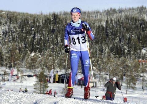 OPPLEVELSE: Emma Emilie Nordgård synes det var en opplevelse å få delta på Lygna.