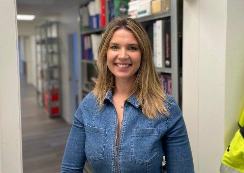 Emma Bentsen Tangrand har fått jobb som miljørådgiver hos LAS.
