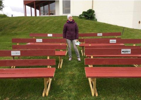 Gerd og John-Inge Johnsen har tatt initiativ til en større dugnad på Borg kirke og kirkegård.