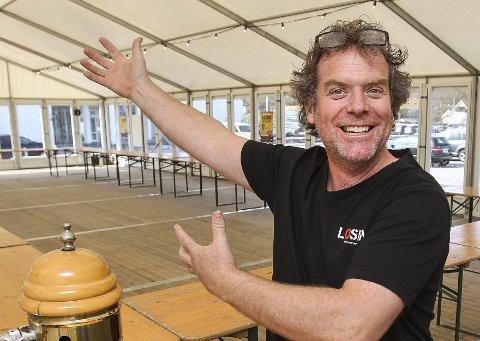 Martin Mathisen, Losen Larkollen.