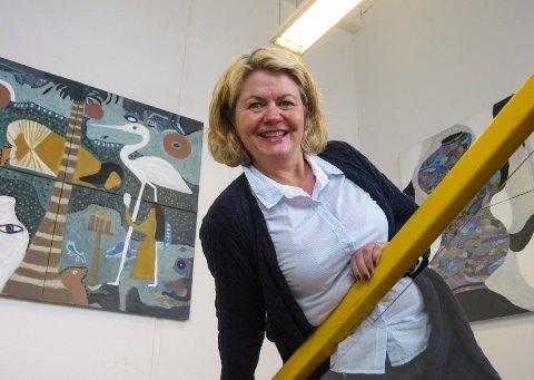 SAMARBEID: - Rygge har nå inngått samarbeid med barneverntjenesten i Moss, sier barnevernleder Lise Ødegård i Rygge.