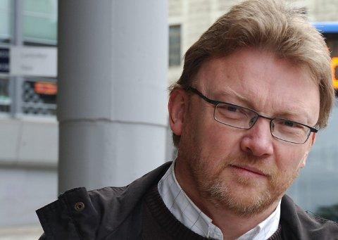 DAGENS NAVN: Brynjar Høidebraaten (55). Lærer på Våk skole, Krf-politiker. Gift, to barn og to barnebarn.