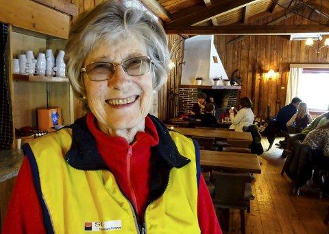 DAGENS NAVN: Siri Olsvik (79), æresmedlem i Moss Skiklubb. Gift, to barn og barnebarn.