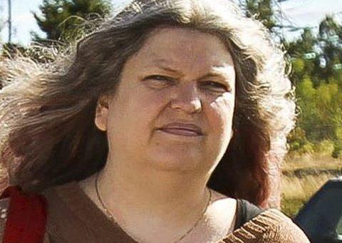 DAGENS NAVN: Monica Skeide Glad (50). Nyvalgt SV-leder (Rygge-Moss). Gift, ett barn.