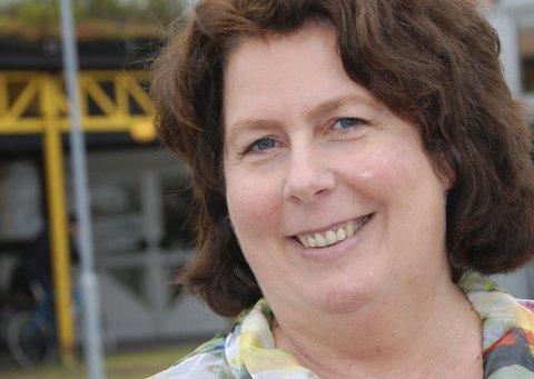 DAGENS NAVN: Inger-Lisa Aarum Klette (56). Kirkeverge i Rygge. Gift, tre voksne barn.