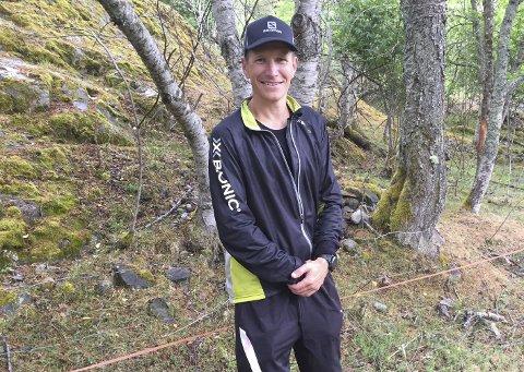 DAGENS NAVN: Hennring Pedersen (47). Leder for Kompetansesenter Rus Oslo. Arrangør av 3-toppsløpet. Gift, tre barn.