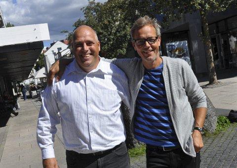 Kenneth Reinaas og Håkon Sæther