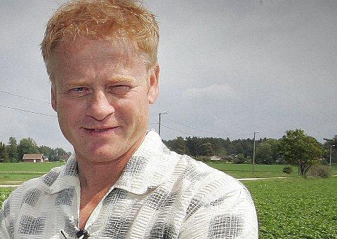 DAGENS NAVN: Johan Edvard Grimstad (53), fylkestingspolitiker for Senterpartiet.