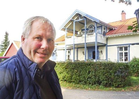 DAGENS NAVN: Bjørn Ivar Kase og Charlottenborg