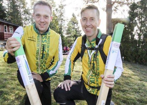 Erik Jakobsen Øyvind Løken er koordinatorer i Stolpejakten og bidragsytere til orienteringssporten.