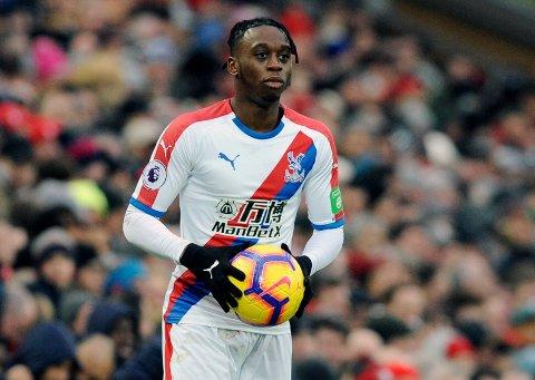 STJERNESKUDD: Aaron Wan-Bissakas kometkarriere på høyrebacken har tatt han fra Crystal Palace-akademiet til en gigantovergang til Manchester United.