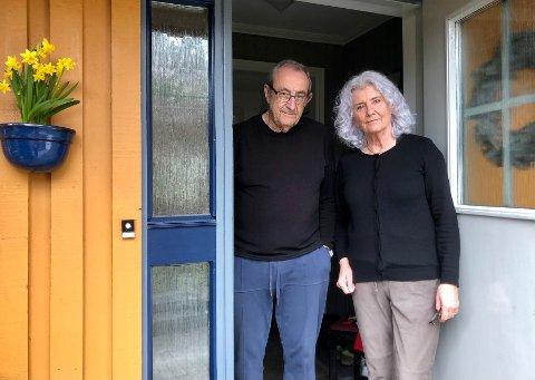 Nå advarer Alex og Bibbi Von Kørtvelyessy andre etter innbruddsforsøket de opplevde denne uka.