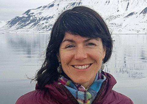 SAVNET: Tromsø-bosatte Sarah Auffret er blant de savnede etter flyulykken i Etiopia.
