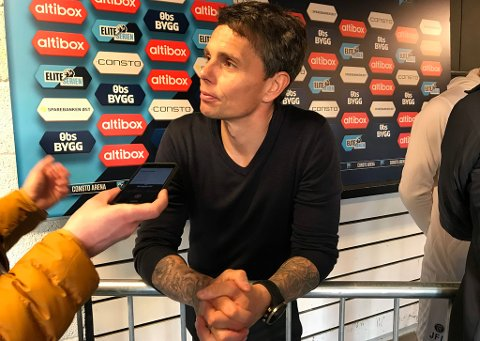 TØFF JOBB: Simo Valakari har plukket ut laget som skal prøve å hente med seg poeng fra Lerkendal.