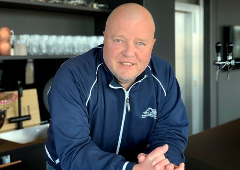 SIER OFTE JA: Rune Madsen har gitt TIL økt kjøpekraft på spillermarkedet.