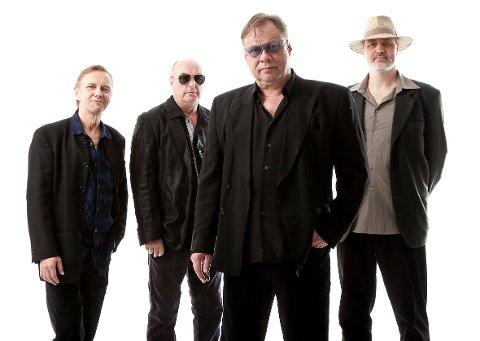 BLÅTONER: Fredag kveld er det duket for konsert med en av landets virkelige bluesslitere, nemlig bergensbandet Hungry John.