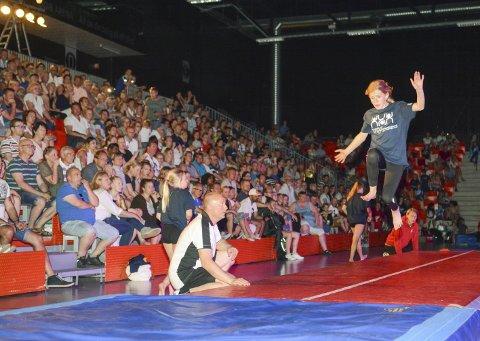 Vestfold gymnastikkfestival