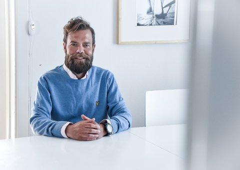 NYTT LIV: Trond Støvland fra Larvik har fått et helt nytt liv.