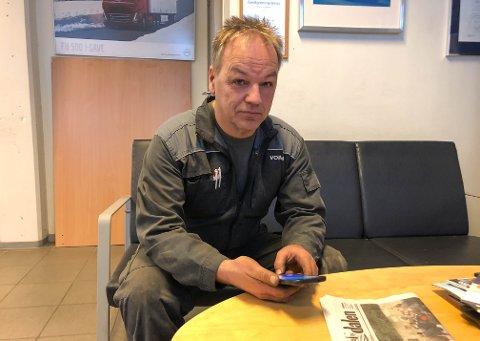 TUNGT: Den norske kjæresten til Odd Hermann Halvorsen bor i Sverige, noe som byr på store utfordringer.