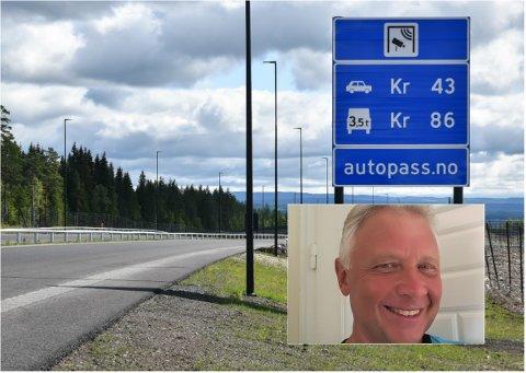 SENDER KLAGE: Bilistene må gjøre mer enn å engasjere seg på Facebook, mener Olav Knashaug.