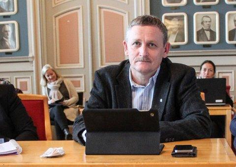 P-trøbbel: Ole Henrik Lia (Ap).